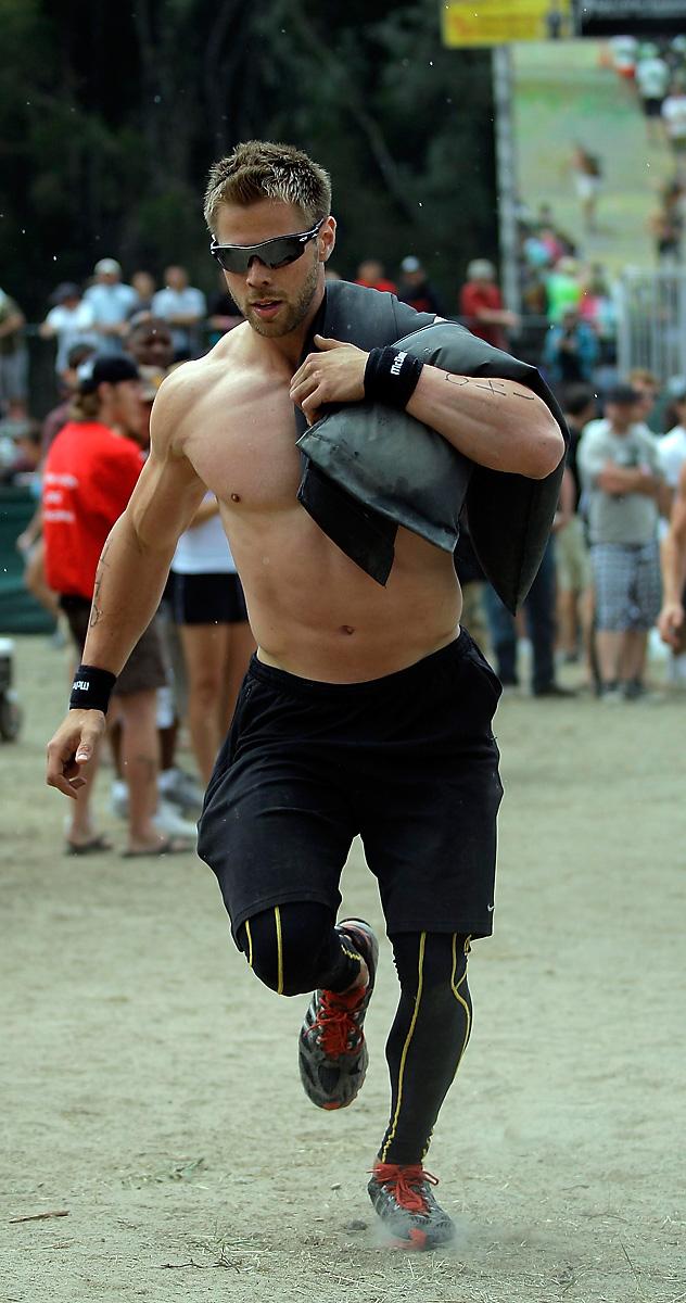 Northeast Regional - Pre-qualified Male Athletes : 2010 CrossFit Games