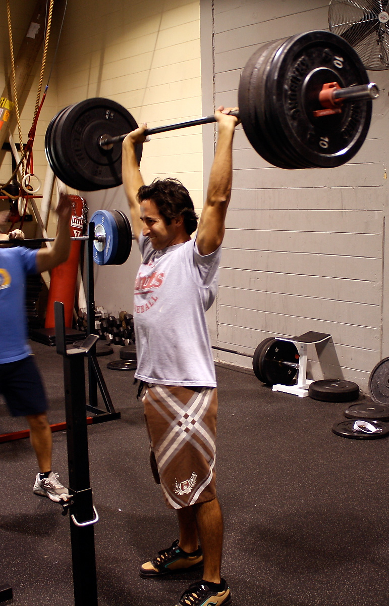 how to become a crossfit regional athlete