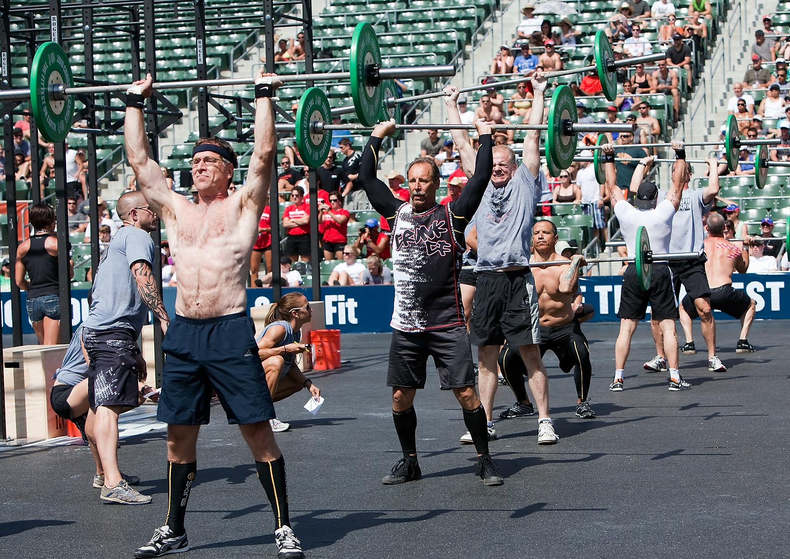 how to watch crossfit game