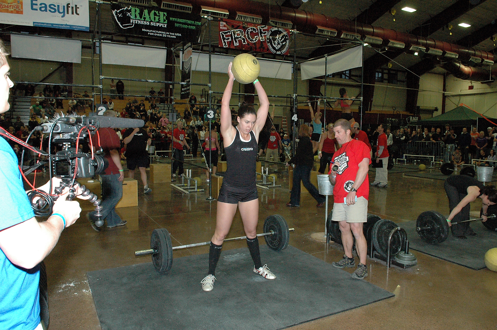 North central weekend wrap up 2010 crossfit games jasmine dever won top honors in the individual womens competition platinumwayz