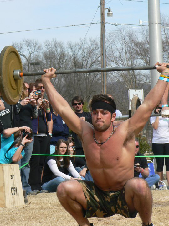 athlete profile rich froning southeast regional 2010 crossfit games